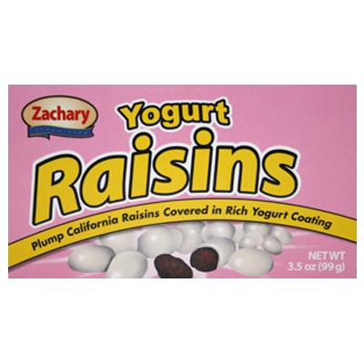 Yogurt-Covered-Raisins