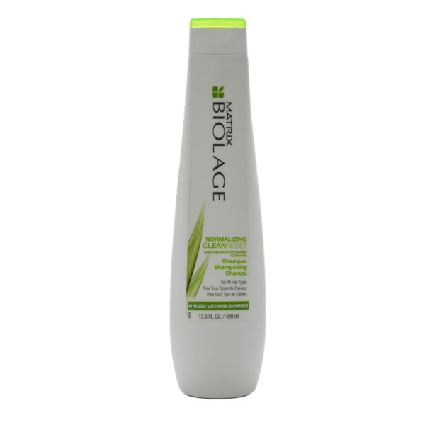 BIOLAGE CLEAN RESET NORMALIZING SHAMPOO 13.5 OZ
