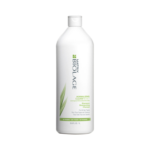 BIOLAGE CLEAN RESET NORMALIZING SHAMPOO 33.8 OZ